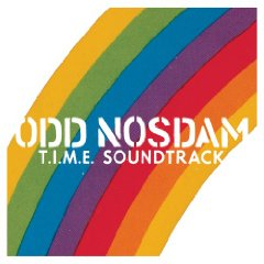 Odd Nosdam : T.I.M.E. Soundtrack [CD]