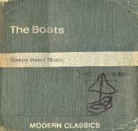 Boats : Sleepy Insect Music [CD]