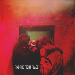 Arms And Sleepers : Find The Right Place [CD]