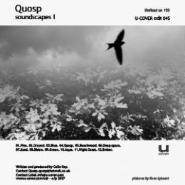 Quosp : Soundscapes I [CD-R]