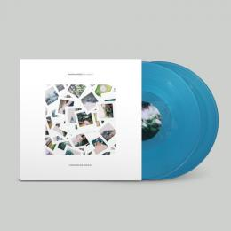 Earth House Hold : Never Forget Us (Transparent Blue Vinyl) [2xLP]