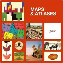 Maps & Atlases : You And Me And The Mountain [CDEP]