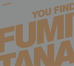 Fumiya Tanaka : You Find The Key [CD]