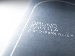 Bruno Bavota : Piano Sheet Music [Book]