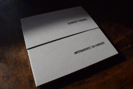 Ian Hawgood : Impermanence [CD]