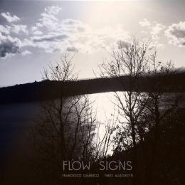 Francesco Giannico & Theo Allegretti : Flow Signs [CD-R]
