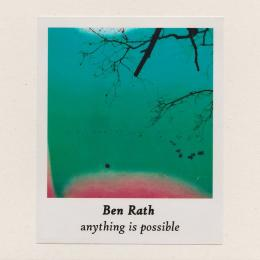 Ben Rath : Anything Is Possible [CD-R]