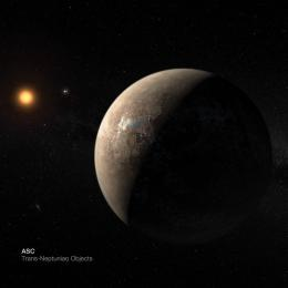 ASC : Trans-Neptunian Objects [CD-R]