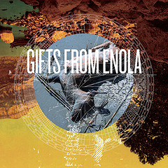 Gifts From Enola : S/T [CD]