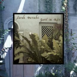 Sarah Davachi : Gave In Rest [CD]
