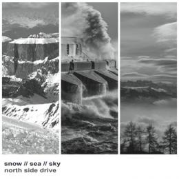 North Side Drive : Snow // Sea // Sky [CDEP]