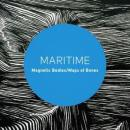 Maritime : Magnetic Bodies/Maps Of Bones [CD]