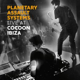 Planetary Assault Systems : Live At Cocoon Ibiza [CD]