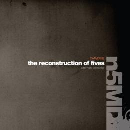 Various Artists : The Reconstruction Of Fives [CD]