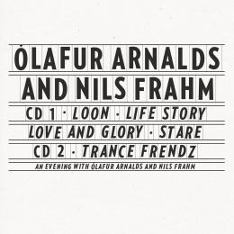 Olafur Arnalds & Nils Frahm : Collaborative Works [2xCD]