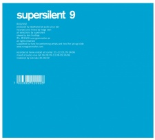 Supersilent : 9 [CD]