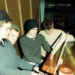 Fugazi : First Demo [LP]