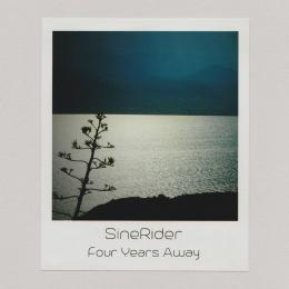 SineRider : Four Years Away [CD-R]