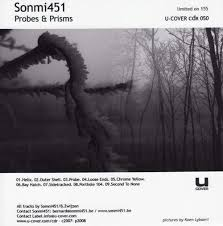 Sonmi451 : Probes & Prisms [CD-R]